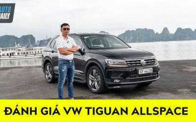 Đánh giá Volkswagen Tiguan Allspace: Xe Đức NGON NHẤT phân khúc