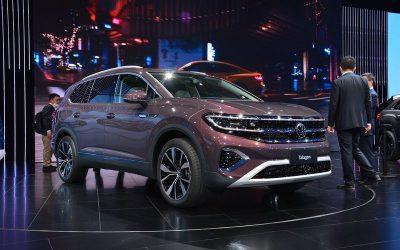 Volkswagen vén màn mẫu SUV lớn nhất của thương hiệu – Talagon