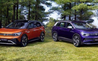 Volkswagen ID.6 ra mắt – SUV chạy điện dành riêng cho thị trường Trung Quốc