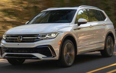 Volkswagen Tiguan 2022 với thiết kế và tính năng mới chính thức ra mắt